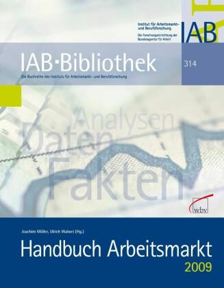 Handbuch Arbeitsmarkt 2009