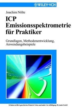 ICP Emissionsspektrometrie für Praktiker