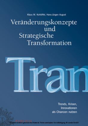 Vernderungskonzepte und Strategische Transformation