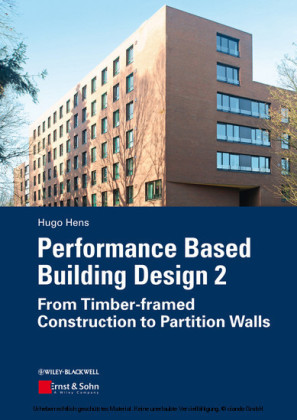 Performance Based Building Design 2