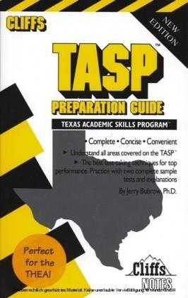 CliffsTestPrep Texas Academic Skills Program