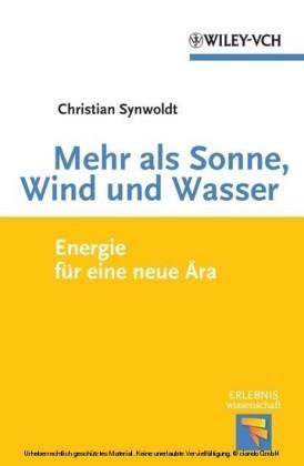 Mehr als Sonne, Wind und Wasser