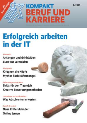 Beruf und Karriere (iX kompakt)