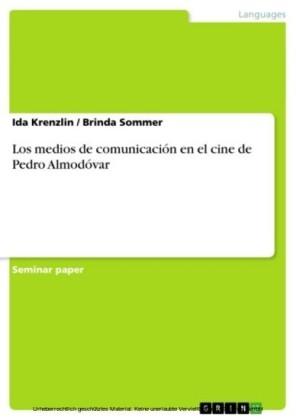 Los medios de comunicación en el cine de Pedro Almodóvar
