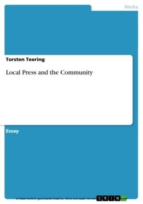 Local Press and the Community