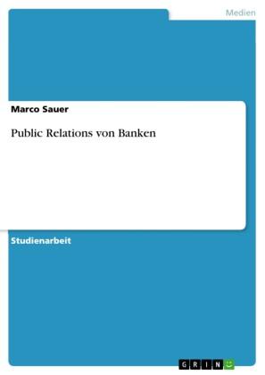 Public Relations von Banken