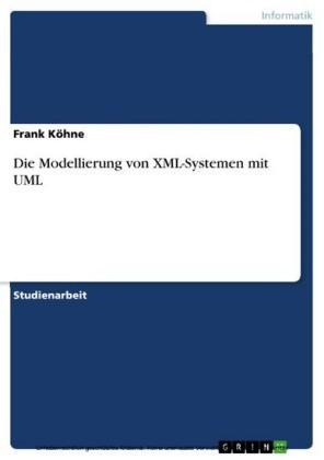 Die Modellierung von XML-Systemen mit UML