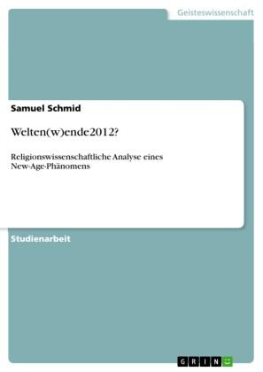 Welten(w)ende2012?