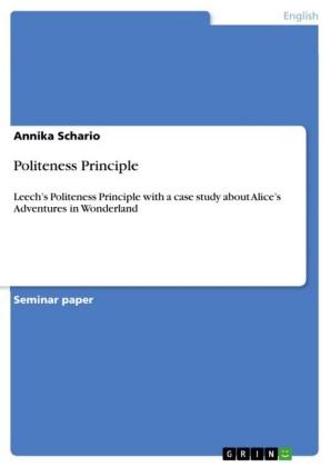 Politeness Principle