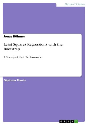 Least Squares Regressions with the Bootstrap