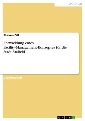 Entwicklung eines Facility-Management-Konzeptes für die Stadt Saalfeld