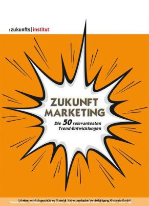 Zukunft Marketing