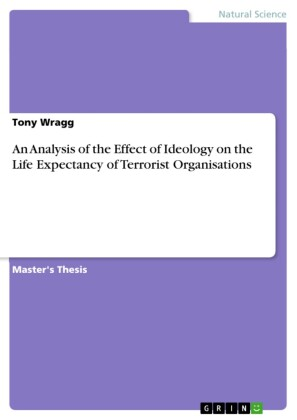 An Analysis of the Effect of Ideology on the Life Expectancy of Terrorist Organisations