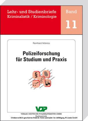 Polizeiforschung für Studium und Praxis