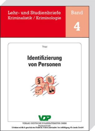 Identifizierung von Personen