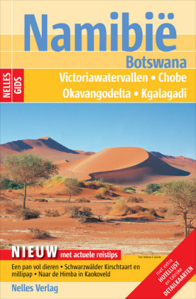 Nelles Gids Namibië - Botswana