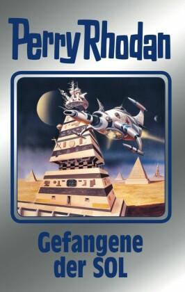 Perry Rhodan 122: Gefangene der SOL (Silberband)