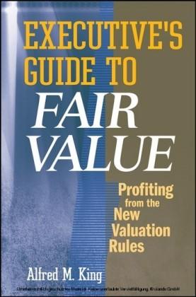 Executive's Guide to Fair Value