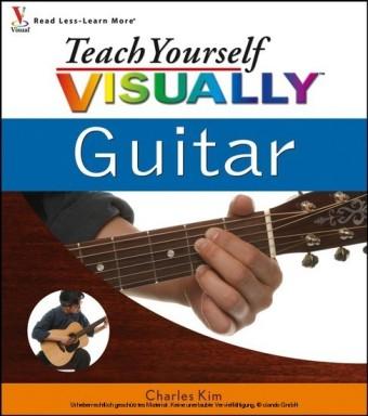 Teach Yourself VISUALLY Guitar
