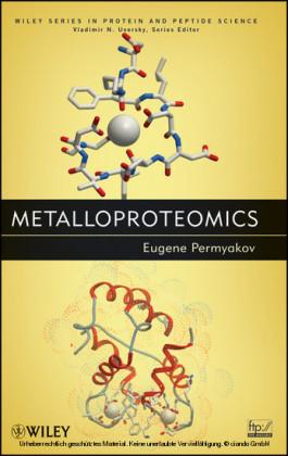 Metalloproteomics