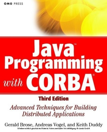 Java Programming with CORBA