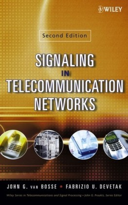 Signaling in Telecommunication Networks