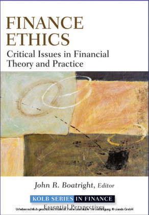 Finance Ethics