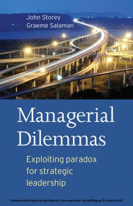 Managerial Dilemmas