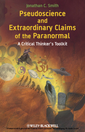Pseudoscience and Extraordinary Claims of the Paranormal
