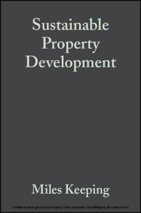 Sustainable Property Development