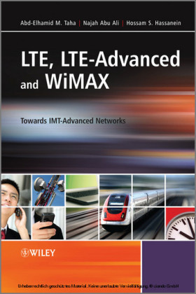 LTE, LTE-Advanced and WiMAX