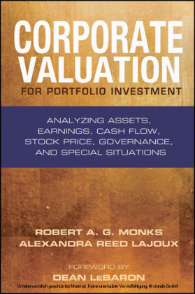 Corporate Valuation for Portfolio Investment