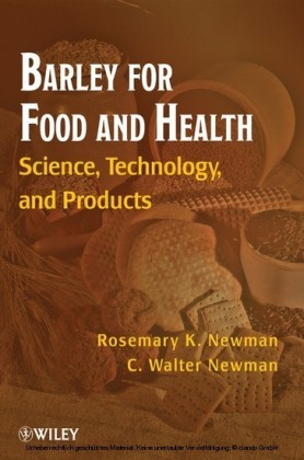 Barley for Food and Health