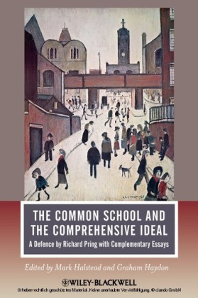 The Common School and the Comprehensive Ideal