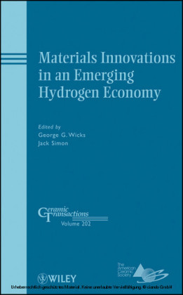 Materials Innovations in an Emerging Hydrogen Economy