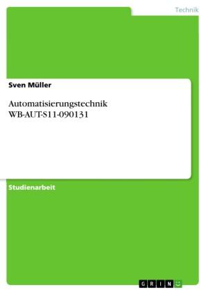 Automatisierungstechnik WB-AUT-S11-090131