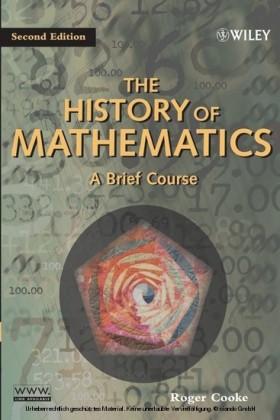 The History of Mathematics,