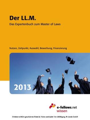 Der LL.M. 2013