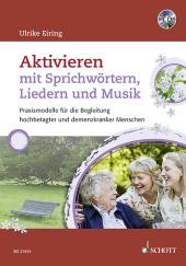 Aktivieren mit Sprichwörtern, Liedern und Musik, m. Audio-CD Cover