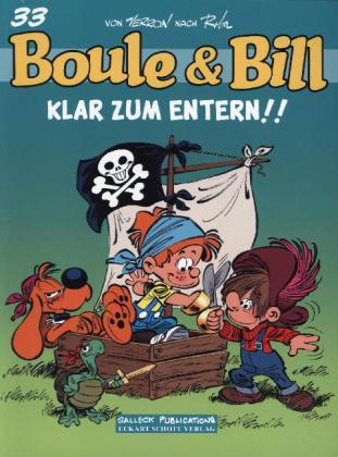 Boule & Bill - Klar zum Entern!