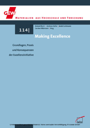 Making Excellence