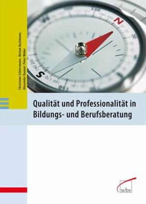 Qualität und Professionalität in Bildungs- und Berufsberatung