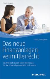 Das neue Finanzanlagenvermittlerrecht