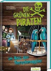 Die Grünen Piraten - Im Netz der Tierschmuggler Cover