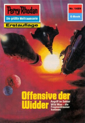 Perry Rhodan 1489: Offensive der Widder