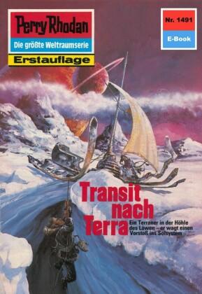 Perry Rhodan 1491: Transit nach Terra