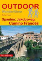 Spanien: Jakobsweg Camino Francés Cover