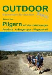 Pilgern auf den Jakobswegen Cover