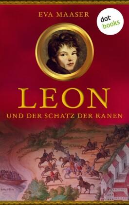 Leon und der Schatz der Ranen - Band 4
