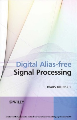 Digital Alias-free Signal Processing
